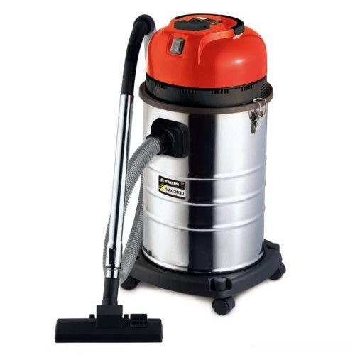 STAYER 11690 Aspirador PROFESIONAL para sólidos y líquidos de 30L VAC...