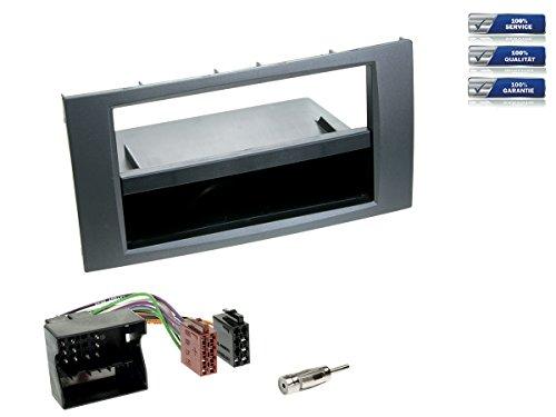 Radioeinbauset FORD -diverse Modelle- inklusive Adapterkabel & Antennenadapter