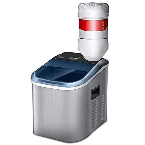 TRPYA Tragbare Zähler Top-Hersteller-Maschine, Macht 24Kg pro 24 Stunden, mit Eisschaufel, for Heim