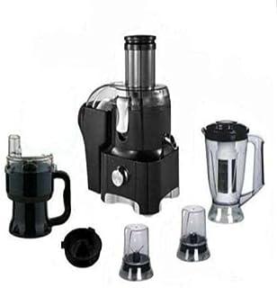 Kitchen Machine 7in1 - Carrot Juice with Filter - 2L Blender - Meat Grinder - Press Press - 2 Grinders - Orange Juicer