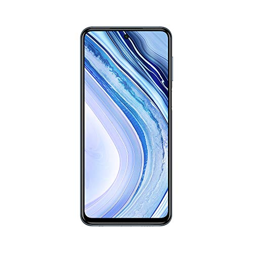 "Xiaomi Redmi Note 9 Pro Smartphone 6GB RAM 64GB ROM 6.67"" DotDisplay 64MP AI Quad Cámara 5020mAh (typ)* NFC Gris [European version]"