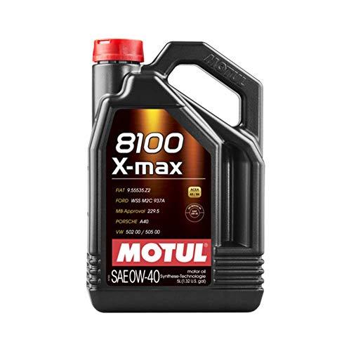 MOTUL 8100 X-max 0W40 / 5Liter