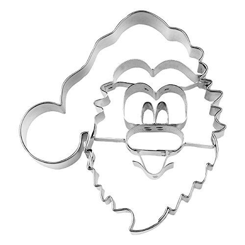 Stempels - uitsteker/uitsteekvorm NIKOLAUSGECHT (9 cm/roestvrij staal - roestvrij) TOP - Kwaliteit