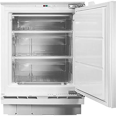 Hotpoint Aquarius HZA1.1 Integrated Under Counter Freezer with Fixed Door Fixing Kit