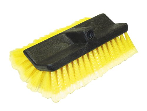 "Carrand 93086 10"" Bi-Level Soft Fiber Car Wash Brush"