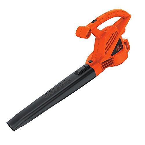BLACK+DECKER Electric Leaf Blower, 7-Amp Now $24.99 (Was $50)