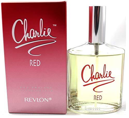 Revlon Charlie red eau fraiche spray 3.4 oz/ 100 ml for women by revlon