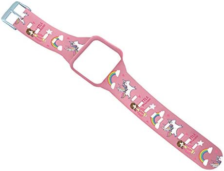 Princess Pink Watch Band for Athena Futures Potty Training Watch product image