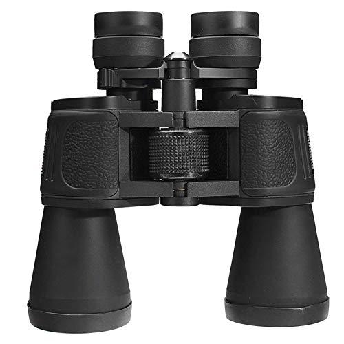 KHFJ Binoculares Ultra HDTelescopio Granangular óptico Binocular De Visión Nocturna con Poca Luz HDSenderismo