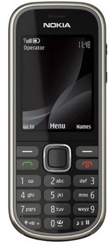 Nokia 3720 Handy (5,6 cm (2,2 Zoll) Display, 2 Megapixel Kamera) grau/gelb mit T-Mobile Branding