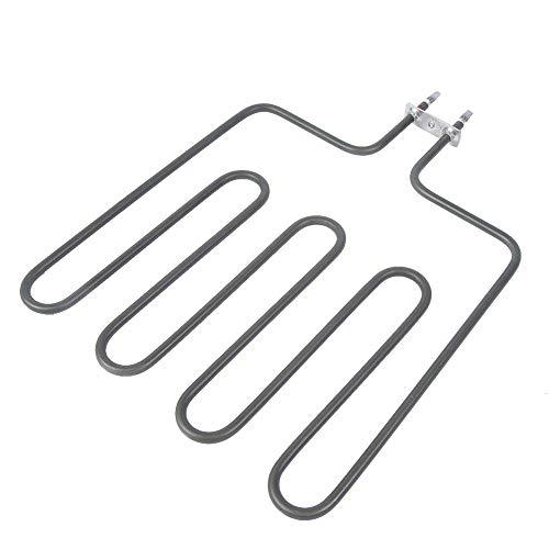 Redxiao Elektrische Saunaröhre, korrosionsbeständiges Saunaofenelement mit guter thermischer Effizienz, zuverlässiges Saunen-Fitnesscenter für Badezimmer Home SPA-Raum(SCA-2000W)