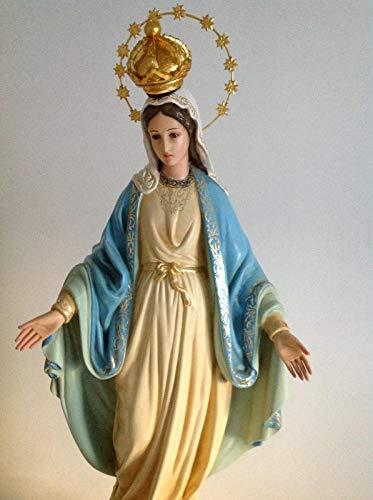 Puzzle 500 Piezas Adulto Niños Estatua De La Virgen Adecuado Para Mayores De 12 Años