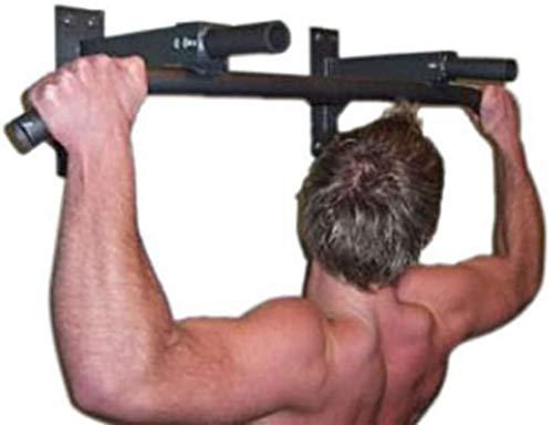 Barra de Dominadas Pull Up Barras barbilla en la barra de la parte superior del cuerpo del cuerpo de la barra de la barra Iron Gym ORIGINAL TOTAL TOTAL Cuerpo Ejercicio Bar ,Multifuncional Workout Bar