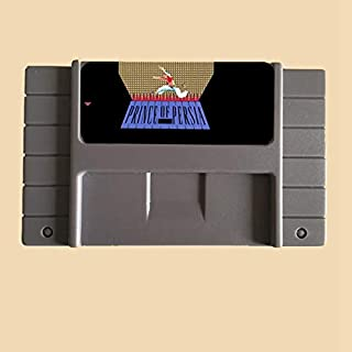Brothe Wiz Prince Of Persia For 46 Pin 16 Bit NTSC Game Player
