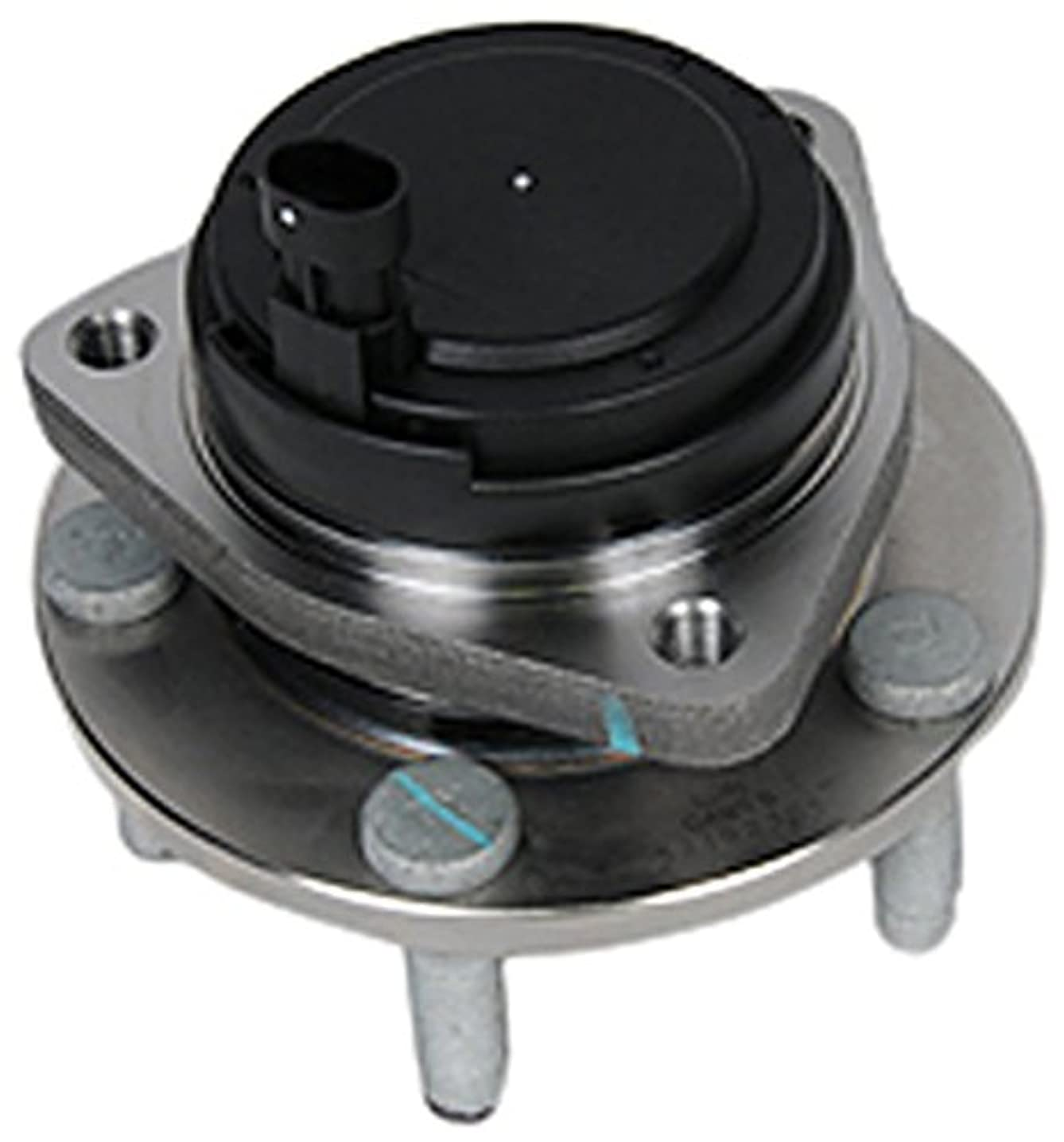 ACDelco 92192305 GM Original Equipment Front Wheel Hub and Bearing Assembly with Wheel Speed Sensor and Wheel Studs
