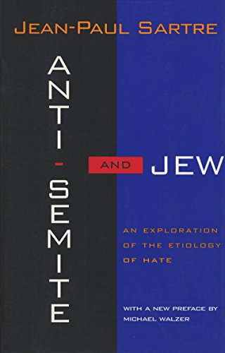 Anti-Semite and Jew: An Exploration of the Etiology of Hate