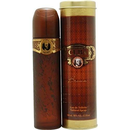 Listado de Perfume Cuba Original los 10 mejores. 1