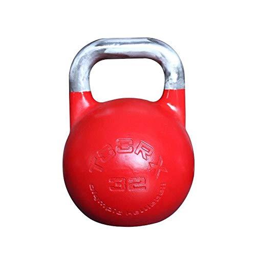 Toorx Kettlebell kg 32 olimpionico Evo in Acciaio