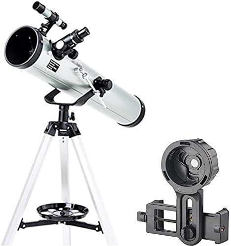 LYYJIAJU Telescopio Astronomico per Bambini Adulti Toy Professionale Telescopi per Adulti, Telescopi HD Outdoor monoculare telescopio Spaziale Rifrattore telescopio astronomico