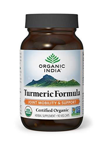 ORGANIC INDIA Turmeric Certified Bioavailability