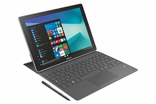 Samsung Galaxy Book ordinateur tactile 12' (Core i5, 256 Go, Windows 10, Wi-Fi) Argent+ Stylet et clavier