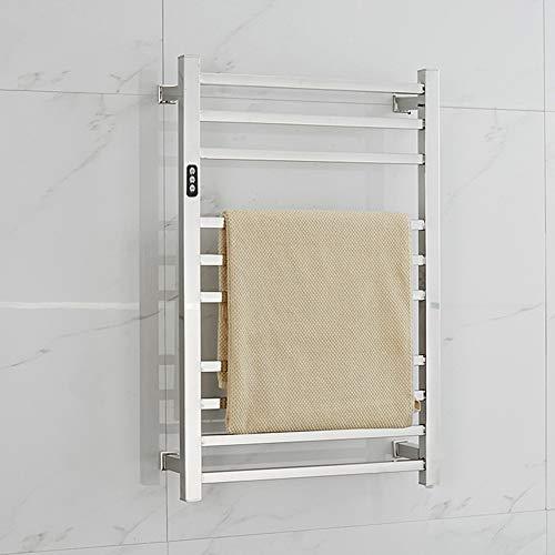 LYzpf badkamer handdoekhouder badkamerradiator verticale elektrische handdoekenradiator design radiator verwarming plat plaatverwarming thuis drogen rek