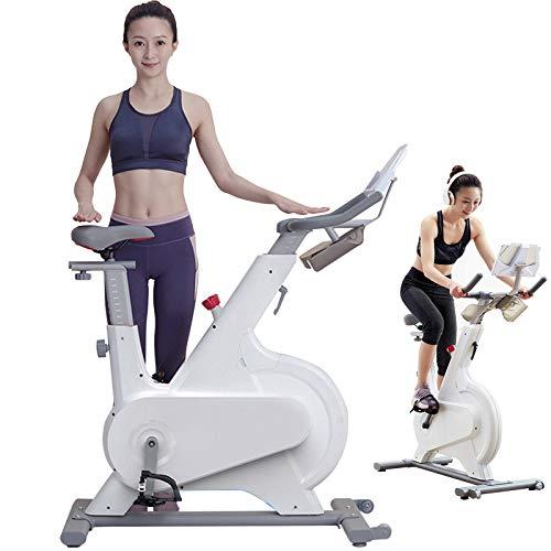 ATGTAOS Bicicletas de Ejercicio Magnéticas con Soporte para iPad, Bicicleta, Ciclismo, Fitness, Gimnasio, Ejercicio, Bicicleta Estática, Cardio, Entrenamiento, Hogar, Interior, Cardio, Gimnasio