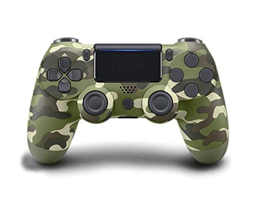 Controller for PS4 Wireless Playstation 4 Controller with Dual Vibration/Speaker/Gyro/Audio Jack Remote Controller,Gamepad Suitable for PS4/Slim/Pro