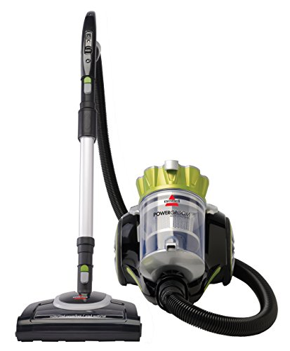 Cheapest Prices! Bissell Powergroom Multicyclonic Bagless Canister Vacuum - Corded - 1654