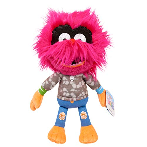 "Muppets Babies 7"" Bean Plush - Animal"