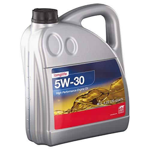 Preisvergleich Produktbild febi bilstein 32942 Motoröl SAE 5W-30 Longlife ,  4 Liter