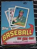 1989 Topps Baseball Card Unopened Hobby Box (Johnson, Smoltz, Biggio RC's)