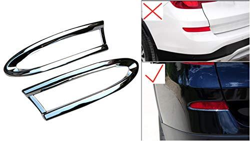 queue feux anti-brouillard arrière Lampe de décoration pour Accessoire de voiture BMX3