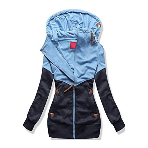 SHANGYI dames winter jas en jas mode dames jas katoen lange mantel met capuchon zakjas winterjas dames