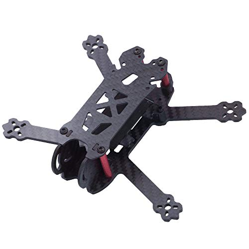 FPV Drone Frame KUN HD3 3inch Prop 150mm Digital System HD Freestyle Quadcopter Frame with 5mm Arm for Air Digital Unit