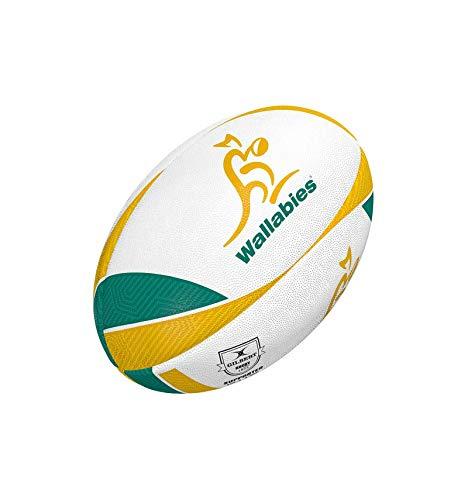 Gilbert Rugbyball Australien, Größe 5