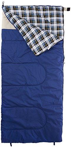 Ferrino Travel, Sacco a Pelo Blu, 200 cm
