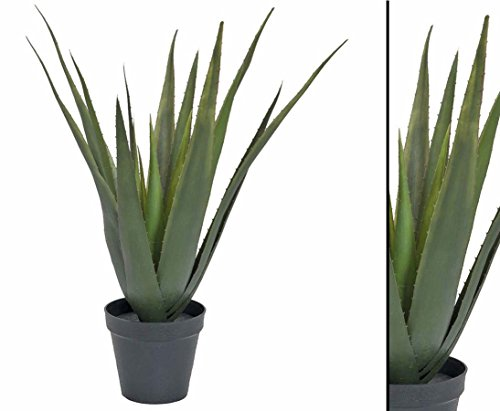 Kunstpflanze mit Topf