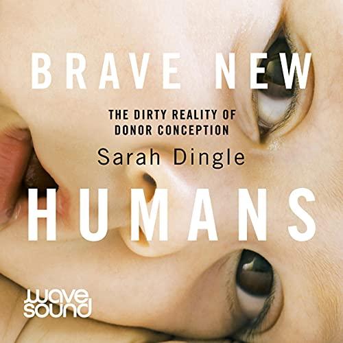 Brave New Humans cover art
