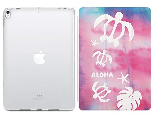 iPad Pro 9.7インチ ケース 【ハワイアン デザイン】 iPadケース カバー アイパッドケース スタンド オートスリープ機能 A1673 A1674 A1675 asipad-024_5
