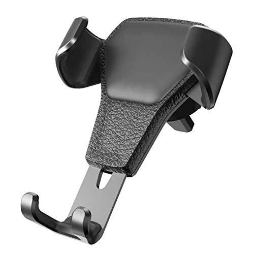 #N/V Soporte para teléfono de coche con clip universal para rejilla de ventilación de coche, portátil