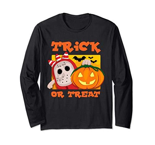 Oddbods Trick oder behandeln Sicherung Halloween Oddbods Langarmshirt