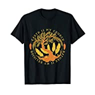 Earth Is My Church Nature Is My Religion T-Shirt