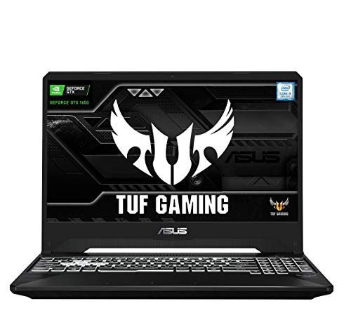 Asus Laptop Gamer TUF 15.6', GeForce GTX 1650, Core i5 9300H, 8GB RAM, 512 GB SSD, FX505GT-BQ018T