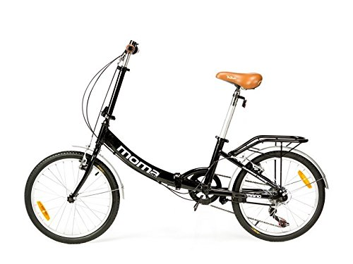 Moma Bikes Plegable Ruedas 20