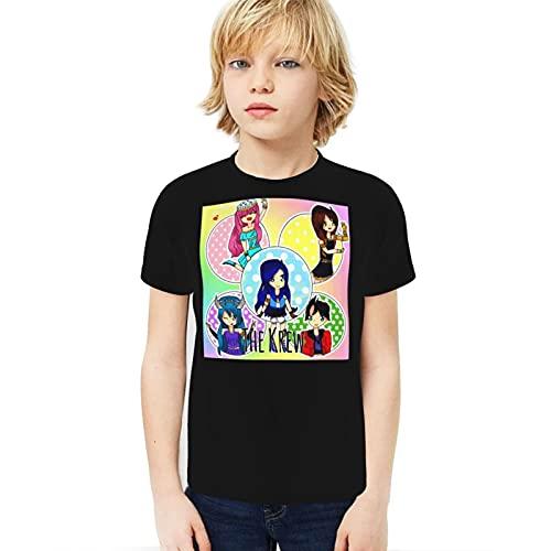 Jungen Boys Its-Fun-ne-h Short Sleeve Crew Neck T-Shirt für Jungen