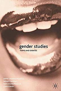gender studies terms and debates