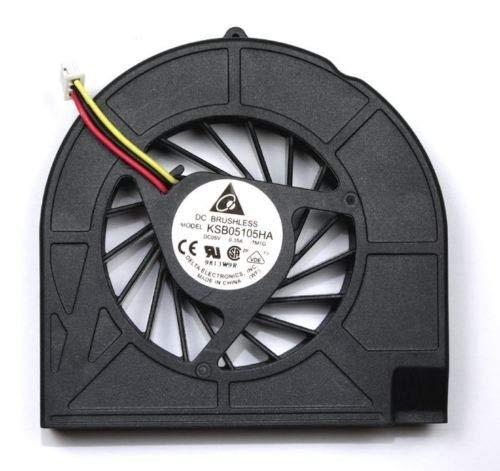 Ventilador HP CQ50 CQ60 CQ70 G50 G60 G70 Fan Nuova 3 Pin Sunon Laptop