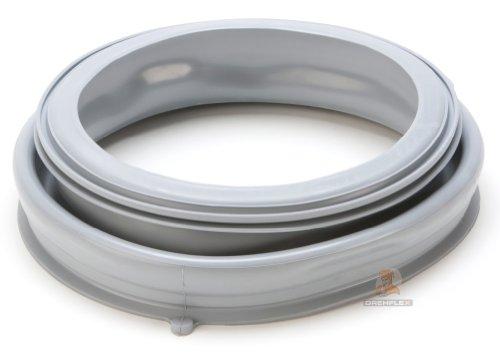 DREHFLEX - Türmanschette/Türdichtung für diverse Geräte von Miele - passend für Teile-Nr. 6816000 - passend für Geräte der 9xx Serie (ohne Fensterspülung!)