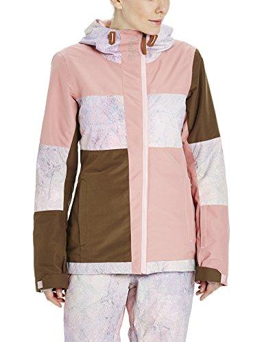 Bench Damen DOABLE Skijacke, Light Pink, L